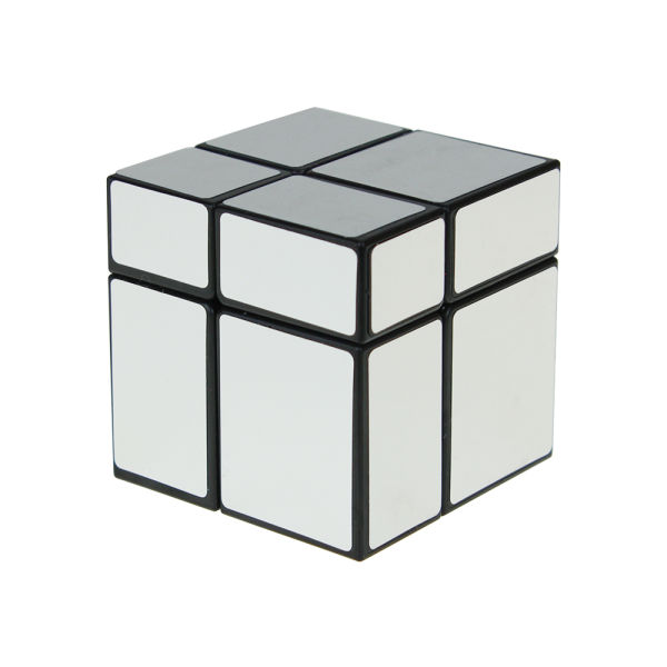 Plastic Puzzles Other 2x2 Mirror Cube Silver Oy Sloyd Ab