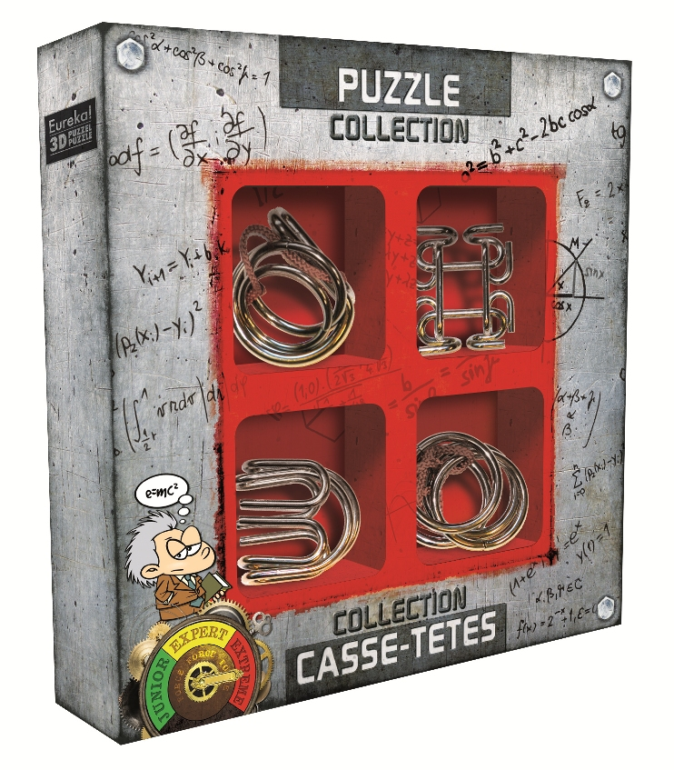 Extreme Metallinen Puzzle Collection