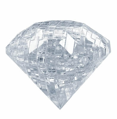 Crystal Puzzle Diamond