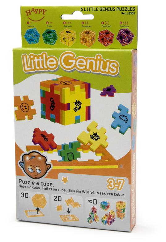 Little Genius 6-pack