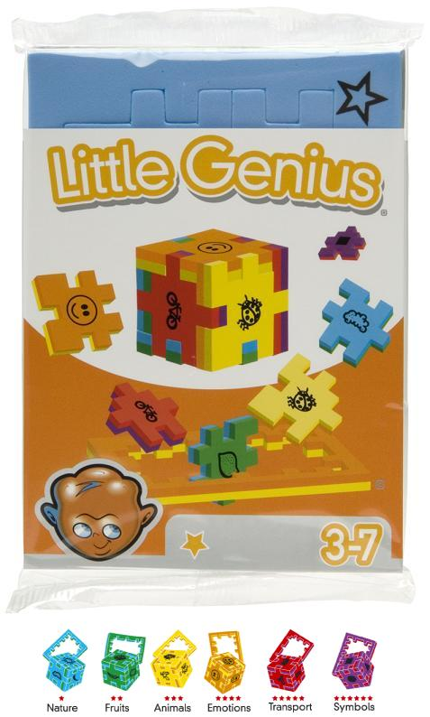 Little Genius Red