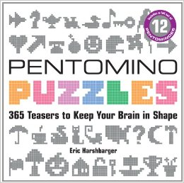 Pentomino Puzzles - 365 Teasers to Keep Your Brain in Shape