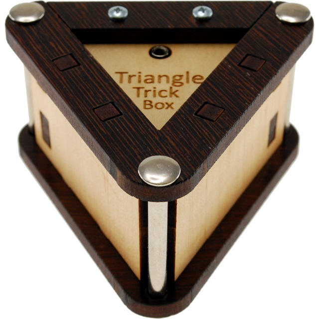 Triangle Trick Box